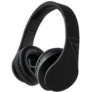 マイク付きBluetooth有線ヘッドフォン付きイヤーヘッドセット上のワイヤレスおよび有線ヘッドフォン