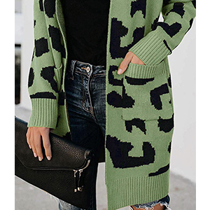women cardigan with pockets