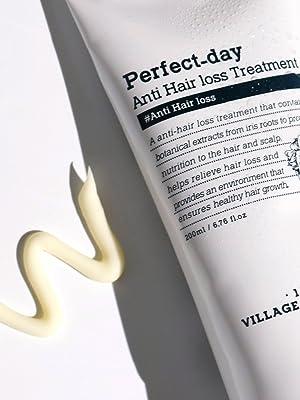 village 11 factory anti hair loss treatment korean hair treatment hair loss treatment natural hair