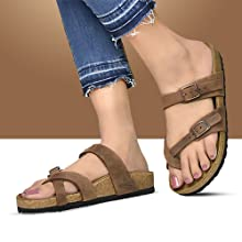 strappy sandals for women
