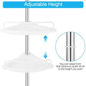 Adjustable height