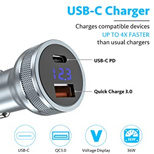 Car charger 88