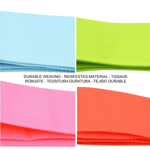 Tough fabric. Personalised Luggage Straps for Suitcases. Bag Suitcase Straps with Luggage Tag Labels