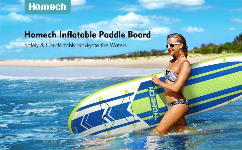 Homech Paddle Board
