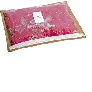fabric saree cover,large size saree cover,saree organizer,saree organiser,storage bag for saree