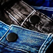 button covers prevent shirt holes