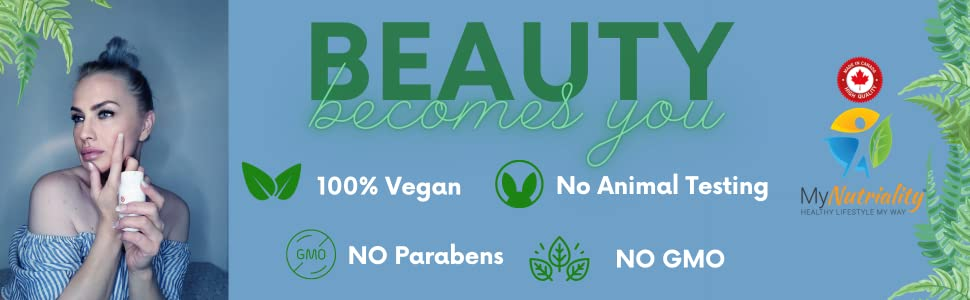 Healthy, skincare, natural, beauty