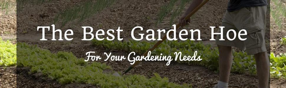 Ashman Garden Hoe – Sturdy Hand Tiller