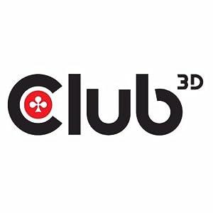 Club3Dロゴ