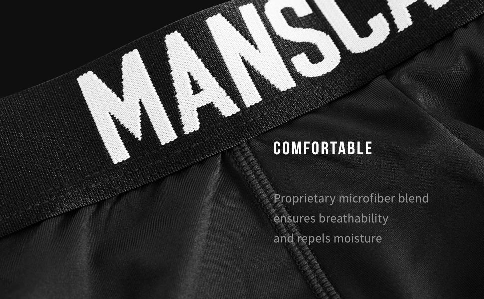microfiber comfortable repels moisture breathability