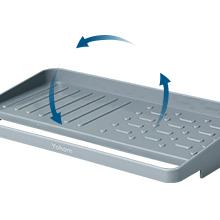 Sink caddy sponge holder scratcher holder cleaning brush holder organizer Bathroom Soap Organizer