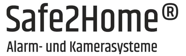Safe2home logo.