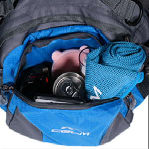 fanny pack for women men kinds with water bottle holder Premium Durable Material hiking waist bag