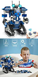 Robot building toy
