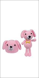 baby dog toy set