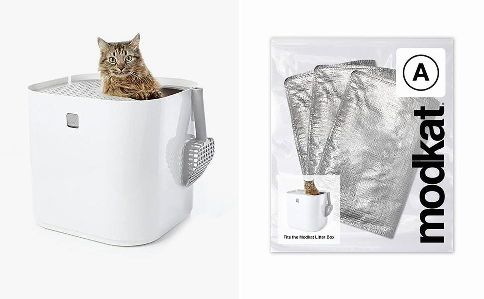 Liner A - Modkat Litter Box