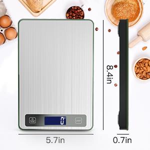 digital scale food