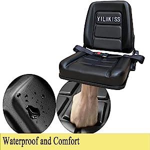 Waterproof and Comfort