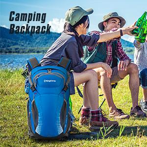 adjustable storage backpack
