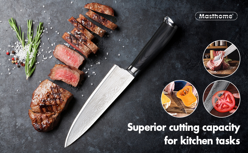 high quality chef knife
