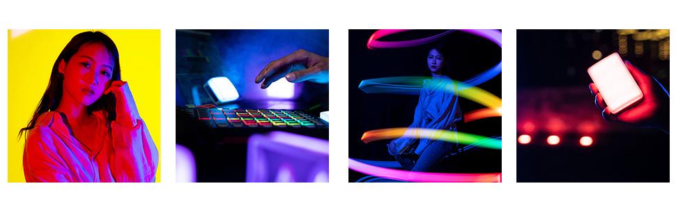 APUTURE RGB