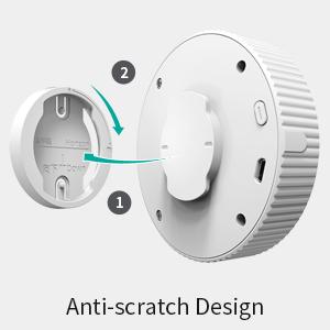 Anti-scratch Snap