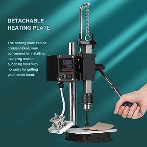 Detachable Heating Plate
