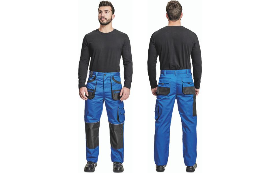 Des emerton mens work trousers