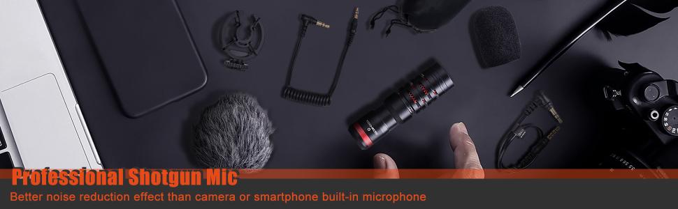 microphone canon