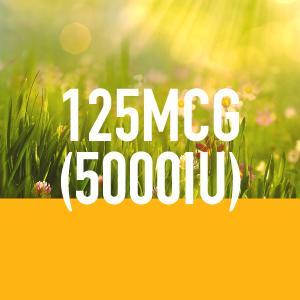 vitamin d3 5000iu 125mcg