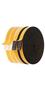 door weather strip door weather stripping foam insulating tape