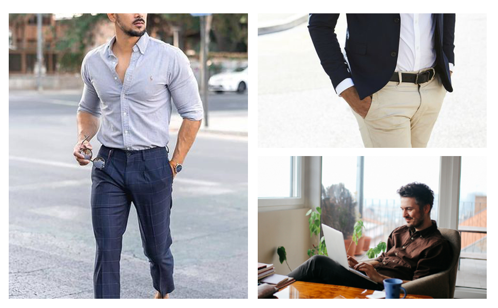They are perfect for casual or semi-formal occasions that well with a variety of clothing