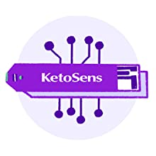 KetoSens, Blood Ketone, Ketone, Keto, Ketogenic, Meter, Monitor, Strips