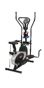 jsb hf150 oribtrac elliptical exercise cycle