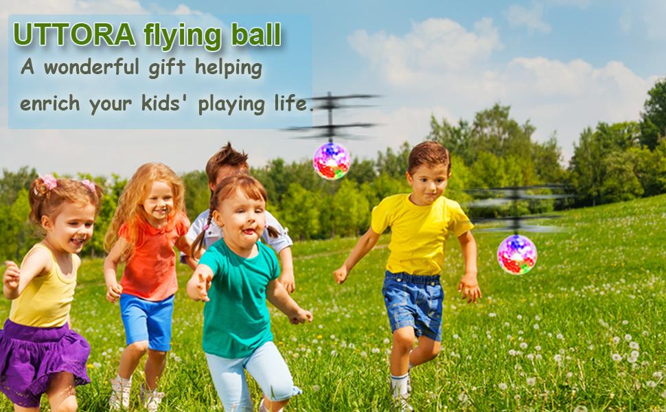 UTTORA flying ball