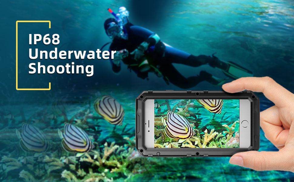 iphone 7 plus waterproof case