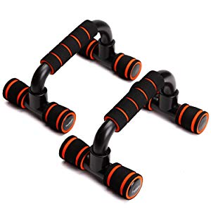 Push Up Bars are perfect for both Men and Women