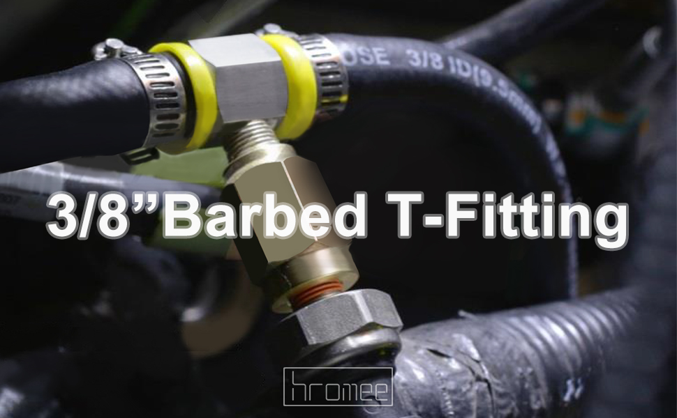 barbed fitting