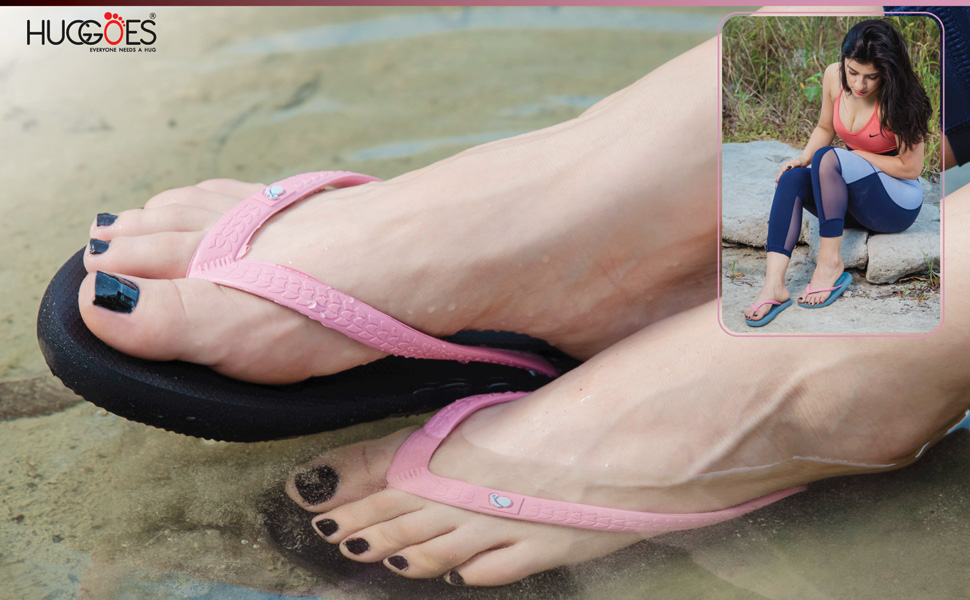 LADIES BEACH FLIP FLOP NEW SUMMER HOLIDAY RUBBER SOFT COMFORTABLE