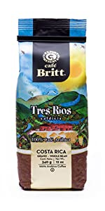 Costa Rican Tres Rios Valdivia Coffee Roast Costa Rica Coffee Beans