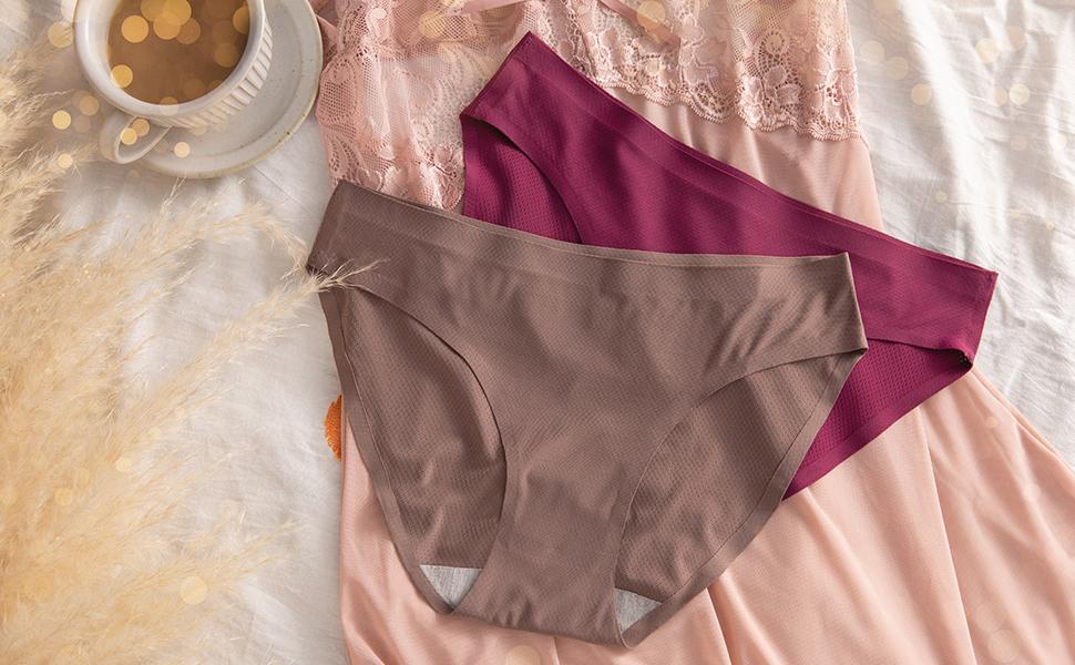 Details about  /Women Clear Mesh Panties Underwear Lingerie Ultrathin Breathable Underpants Gift