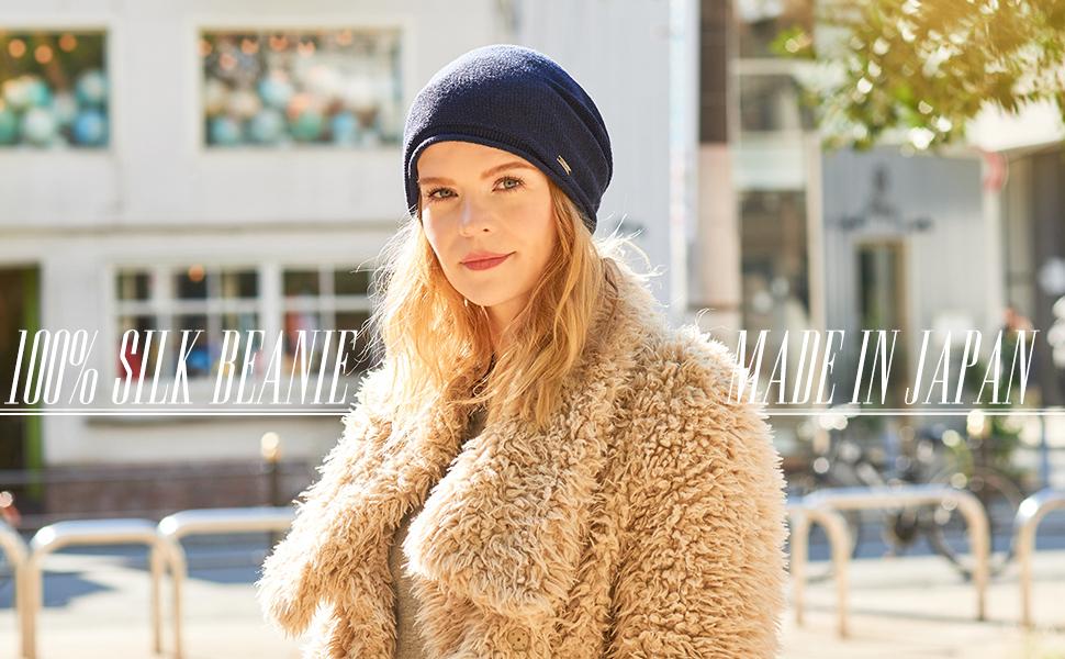 womens mens silk winter summer beanie chemo hat dad cap hair natural sleeping cap