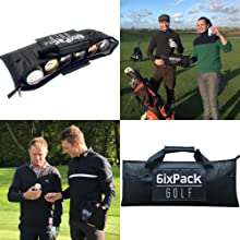 6ixpack golf perfect gift for golfers