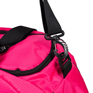 Gym Maniac GM Pink Bag