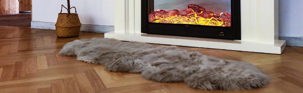 sheepskin rug fur rug sheepskin area rug fuzzy rug white fur rug faux fur rug faux sheepskin rug