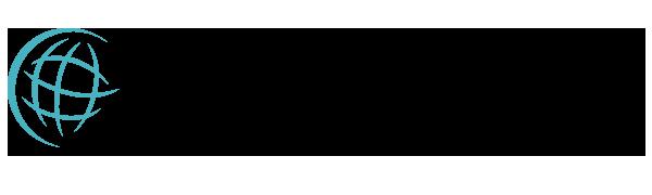 BAFX Products Logo on white background with blue globe on left