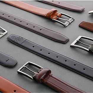 Assortment of trafalgar belts in all colors