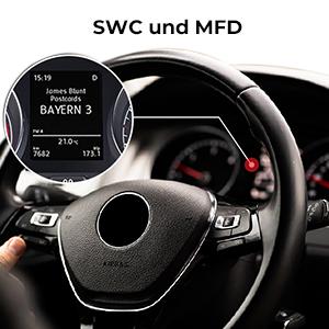 Dynavin Autoradio Navi Für Vw Polo V 6c 2014 2017 9 Zoll Oem Radio Mit Carplay Und Android Auto Bluetooth Inkl Dab Usb Dix V 69h Pro Navigation