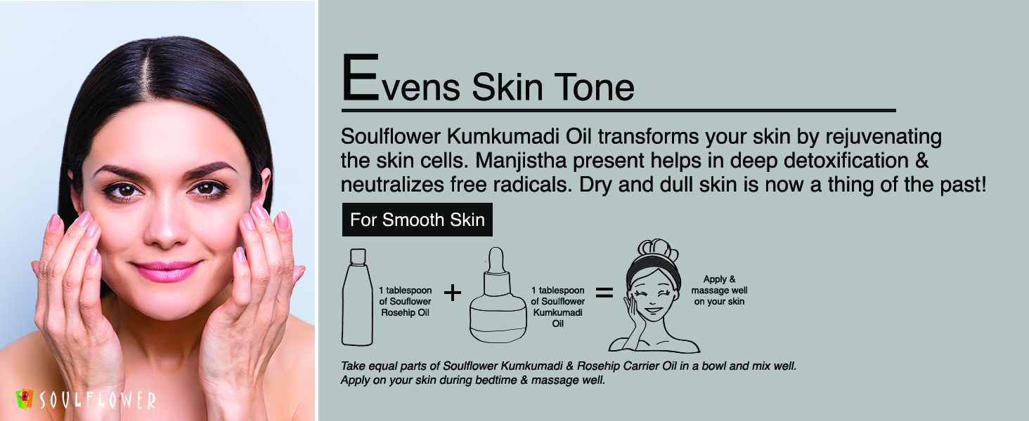 Evens Skin Tone