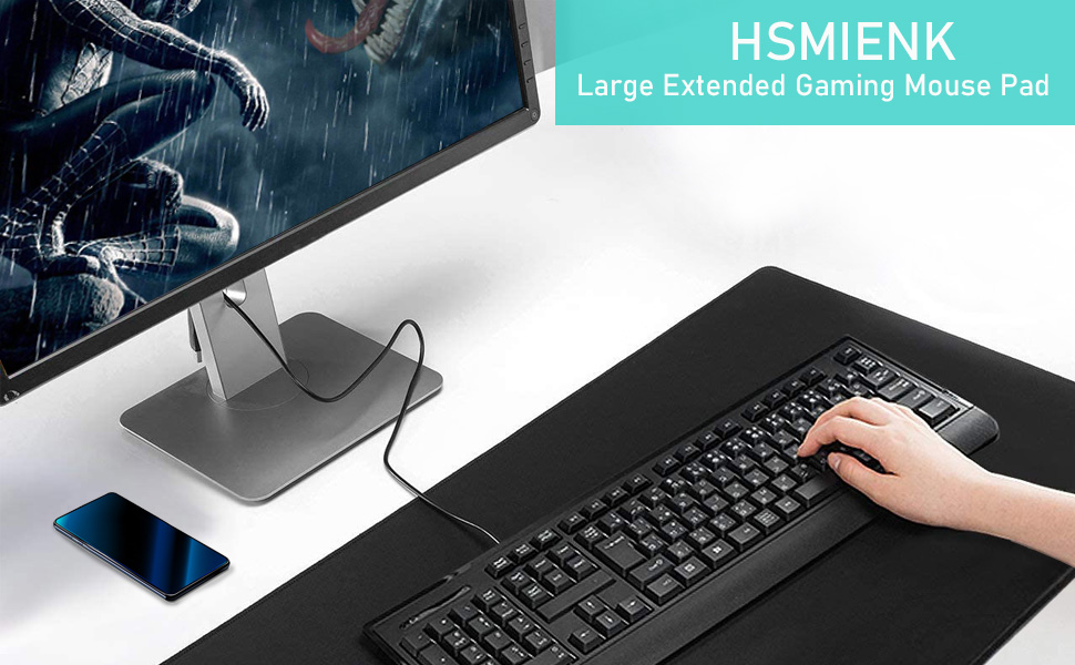 Large Extended Gaming Mouse Pad